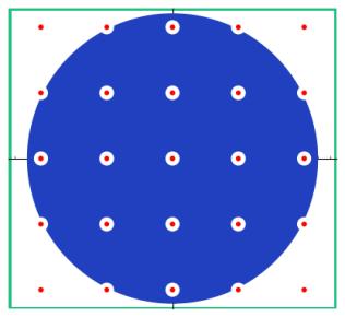 holedcircle